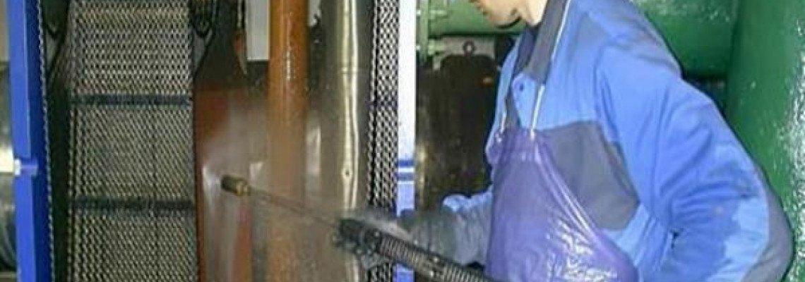 Жидкости для промывки теплообменников