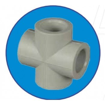 Крест ASG-plast d50