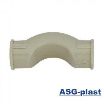 Обход короткий вн-вн ASG-plast d32 мм