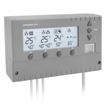 Программатор для циркуляционных насосов отопления и ГВС AURATON S14