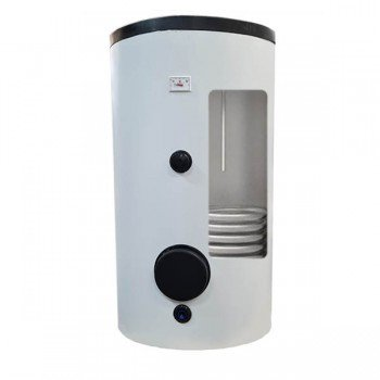 Бойлер KHT эмалированный с теплообменником ВТ 01-400 л