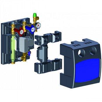 Насосный модуль WATTS SOL-DUO DN22 (под медь) для гелиосистем