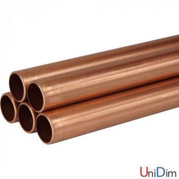 Медная труба SANCO твердая 15х1 мм