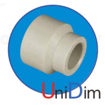Редукция (переходник)  внутренняя/внутренняя ASG-plast d50X20  мм