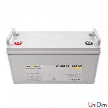 Аккумулятор мультигелевый LogicPower AGM LP-MG 12-100 AH