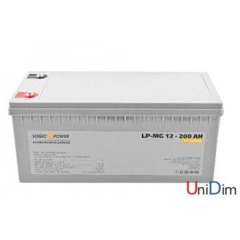 Аккумулятор мультигелевый LogicPower AGM LP-MG 12-200 AH