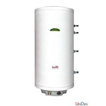 Бойлер комбинированный (косвенный + электрический) ELEKTROMET VENUS PLUS 140 л навесной, левое подключение