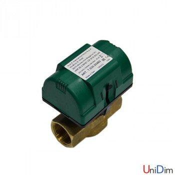 """Двухходовой зональный клапан MUT VMR 25-2 SPST CR M1S 1"""" для высоких температур"""