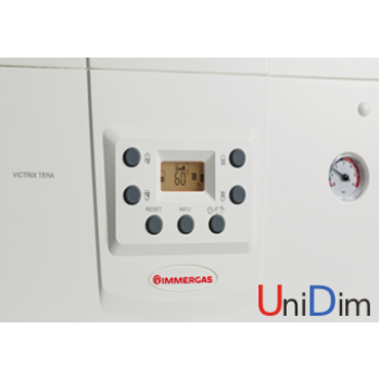 Котел газовый конденсационный Immergas VICTRIX TERA 24 PLUS