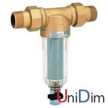 Фильтр сетчатый промывной RESIDEO (HONEYWELL) MiniPlus FF06-3/4AA для холодной воды
