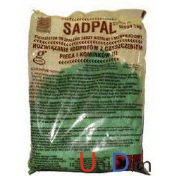 SADPAL катализатор сжигания сажи в дымоходах