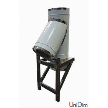 Опорный стакан (кронштейн) 100 мм
