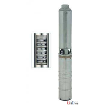 Многоступенчатый погружной насос Speroni SPM 50-14 для скважин