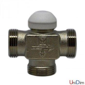 """Клапан 3-х ходовой термостатический Herz CALIS-TS DN20 1"""" 1776102"""