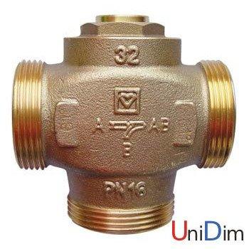 """Термосмесительный клапан HERZ TEPLOMIX DN25 """"1 1/4"""" 1776603"""