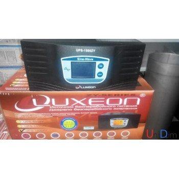 ИБП с синусоидой Luxeon UPS-1500ZY