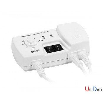 Терморегулятор KG Elektronik SP-03 для управления циркуляционным насосом отопления