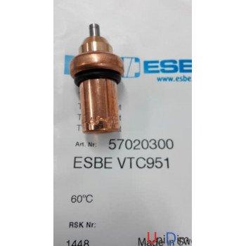 Термопатрон ESBE VTC 951 60˚C