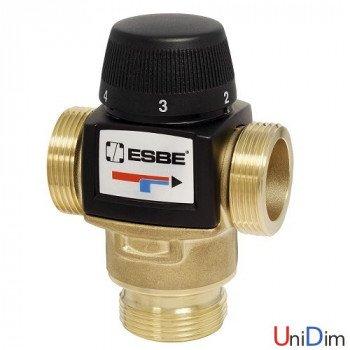 """Термостатический смесительный клапан ESBE VTA 572, kvs 4.8 11/4"""" 45-65˚С"""
