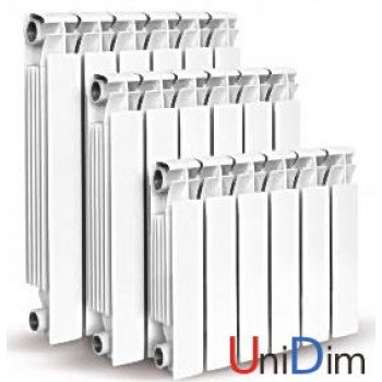 Алюминиевый радиатор Elite 70/500