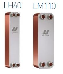 Теплообменники сецеспол l-line
