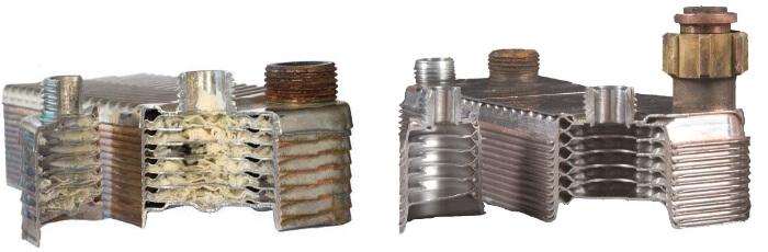 После промывки теплообменников Уплотнения теплообменника Ридан НН 43 Нижний Тагил